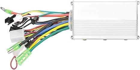 Controlador sin escobillas 36V / 48V 350W Aleación de Aluminio E ...