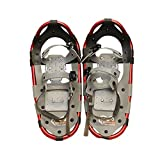 New Style DePaw Man Woman Kid Snowshoes with Pole Free Bag (19inch)