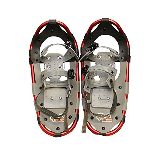 New MTN Extreme Lightweight All Terrian Man Woman Kid Teen Snowshoes up to 255 lbs /Free Bag (19inch)