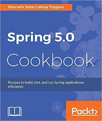 Spring Web Services 2 Cookbook Pdf