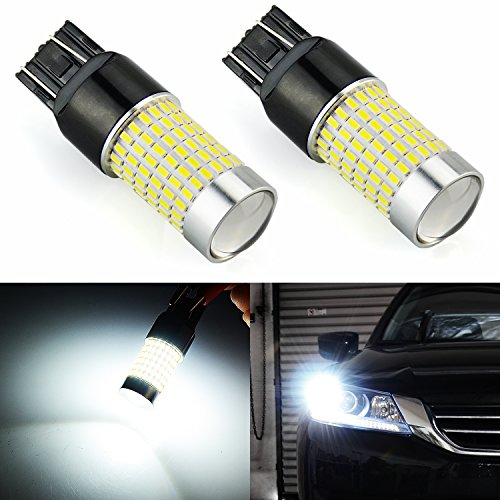 JDM-ASTAR-1200-Lumens-Extremely-Bright-144-EX-Chipsets-7440-7441-7443-7444-992-LED-Bulbs-with-Projector-For-Backup-Reverse-Lights-Xenon-White