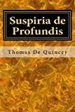 img - for Suspiria de Profundis book / textbook / text book