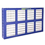 MEIZHI Reflector-Series 1200W LED Grow Light Full Spectrum for Indoor Plants Veg and Flower - Dual Growth/Bloom Switch