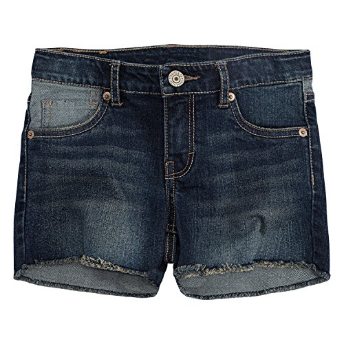 (Levi's Girls' Denim Shorty)