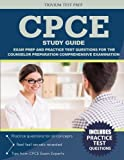 img - for CPCE Study Guide: Exam Prep and Practice Test Questions for the Counselor Preparation Comprehensive Examination book / textbook / text book