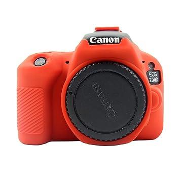 Easy Hood - Carcasa Protectora para cámara Digital Canon EOS Rebel ...