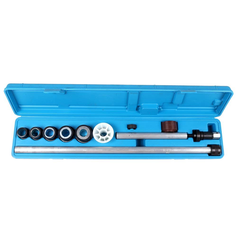 SCITOO Fit Many Cars Engine Camshaft Cam Bearing Installation Insert Remove Tool Kit Driving Shaft Driving Collars