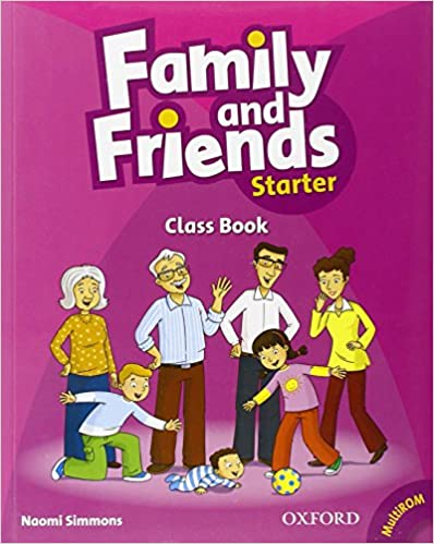 Family and Friends Starter (1st Edition)