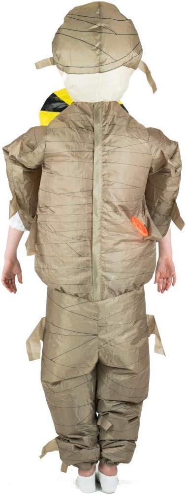 Bodysocks® Disfraz Hinchable de Momia Niño: Amazon.es: Juguetes y ...