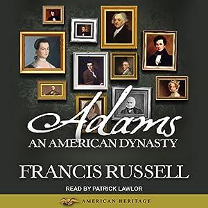 Adams Audiobook