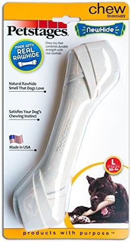 Petstages Newhide Alternative Rawhide Durable