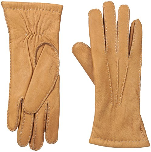 Hestra Deerskin Classic Wool Gloves, Cork, 8