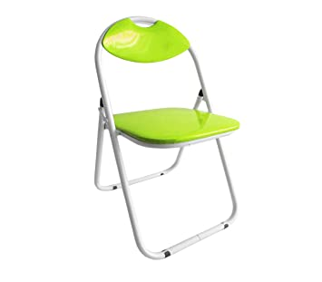 Silla plegable GT VESTIAMO CASA respaldo y asiento tapizado ...