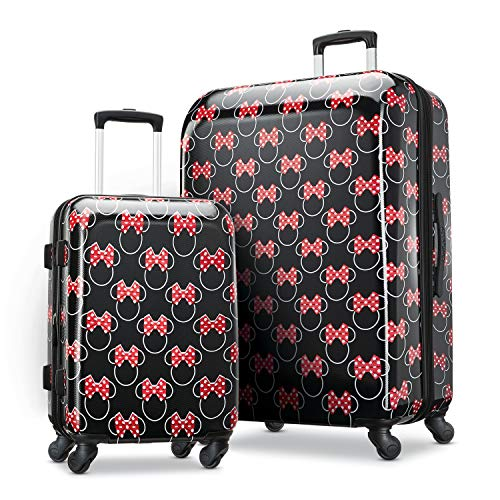 American Tourister Kids' 2 Pc (21/28), Minnie Mouse Bow