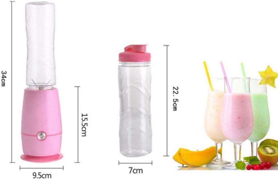 YGD Exprimidor de Frutas portátil, sin BPA, licuadora de ...