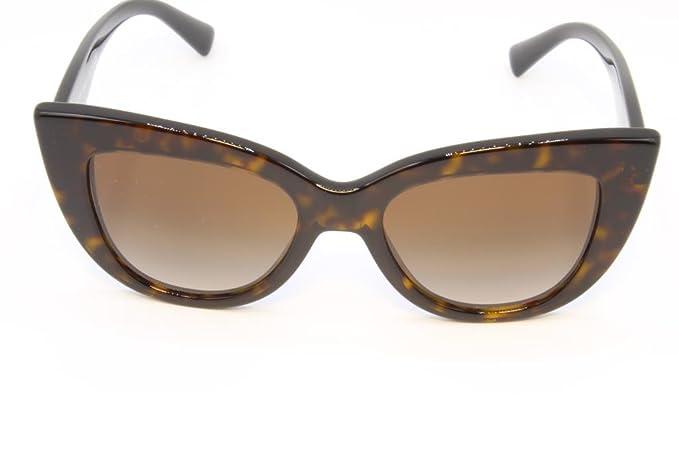 Valentino 0VA4025 500213 51, Gafas de Sol para Mujer, Marrón ...