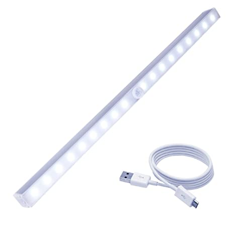 Cshidworld Motion Sensor Closet Light, Updated Version DIY Stick On  Anywhere Portable Wireless 18