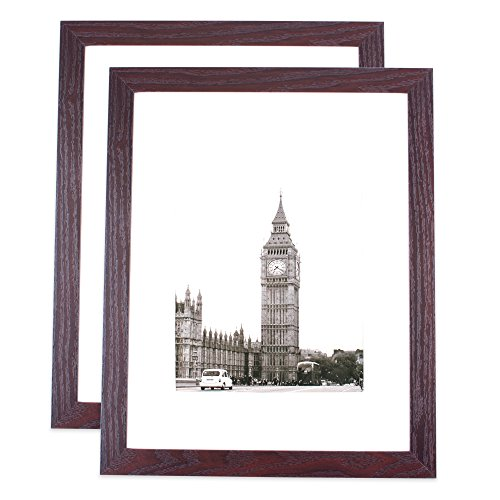 DII Espresso Wall Picture Frame 11x14