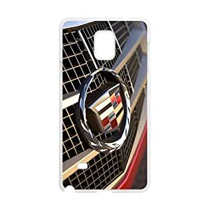 Happy Cadillac sign fashion cell phone case for Samsung Galaxy Note4