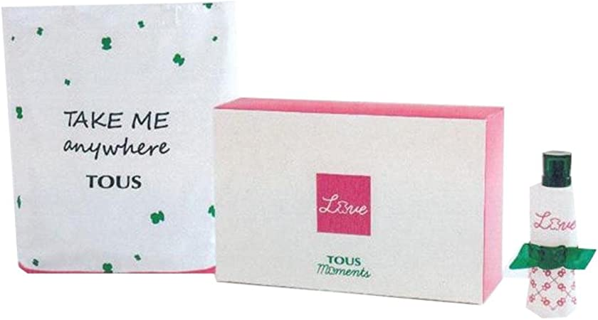 Tous - Estuche de regalo eau de toilette love: Amazon.es: Belleza