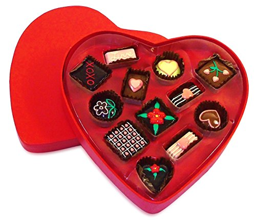 Box of 12 Non-Edible Valentine's Day