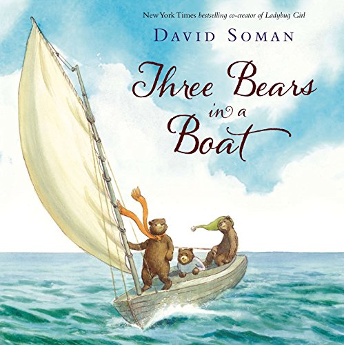 Click Here to Buy: Three Bears in a Boat