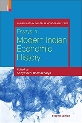 Essays in Modern Indian Economic History: Amazon in