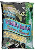F.M. Brown's Wild Bird and Wildlife Feeders, 7-Pound, Wildlife Buffet with Nature's Harvest