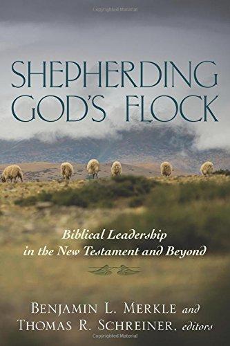 Download Shepherding God's Flock: Biblical Leadership in the New Testament and Beyond pdf