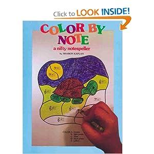 Color Note Book 1 Notespeller