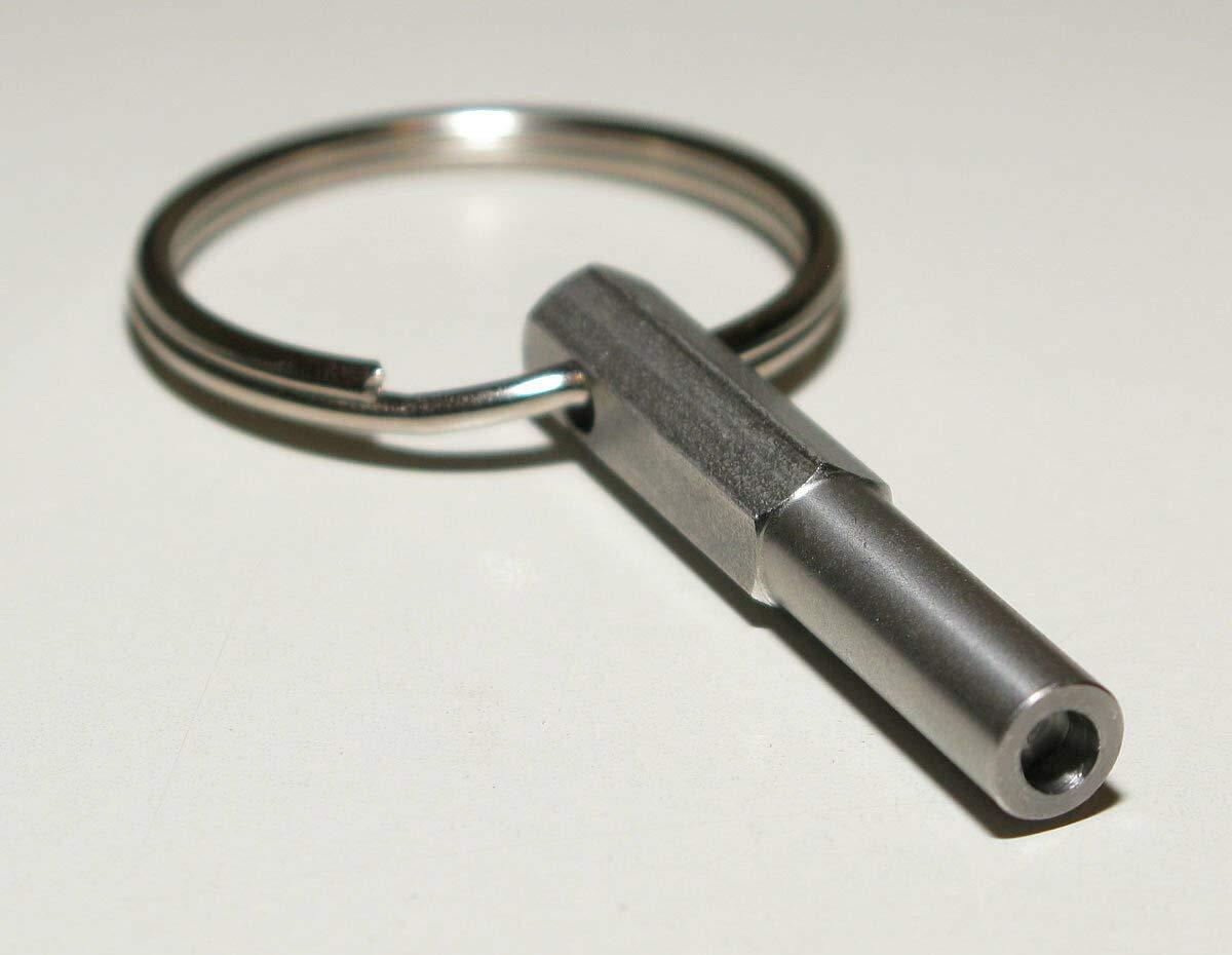 Coffee machine key.Jura Capresso Service Repair Tool Key Open Security Oval Head Screws. by RYX
