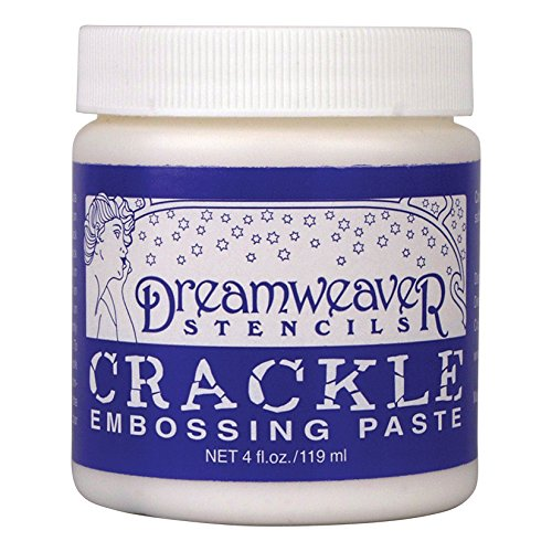 Stampendous DWCEP Dreamweaver Crackle Embossing Paste Notions