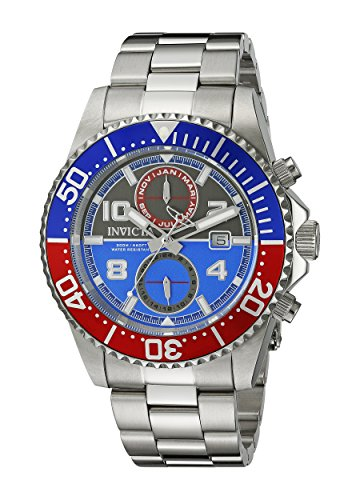 (Invicta Men's 18517 Pro Diver Stainless Steel Bracelet Watch)