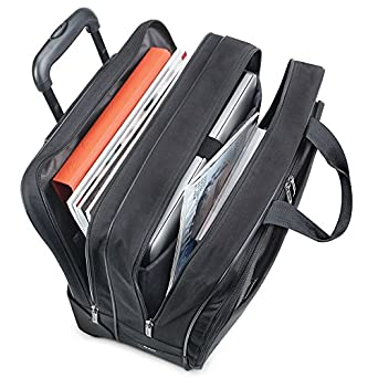 Solo Empire 17.3 Inch Rolling Laptop Case Black CLS910-4