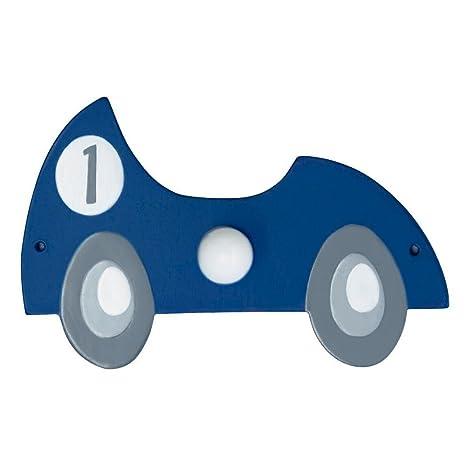 Kids Concept - Perchero de pared de madera gancho Turbo ...