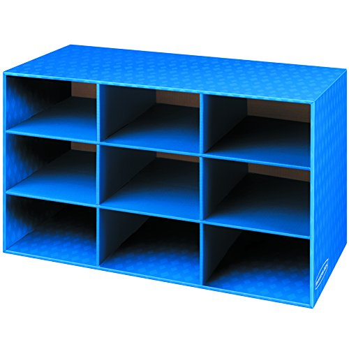 - Bankers Box Classroom 9 Compartment Cubby Storage 16