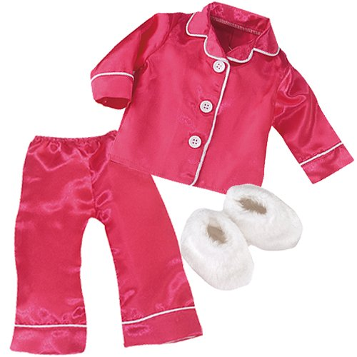 Buy american girl doll pajamas set