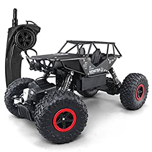 Amazon Com Szjjx Rc Cars Off Road Rock Crawler Truck Vehicle 2 4ghz