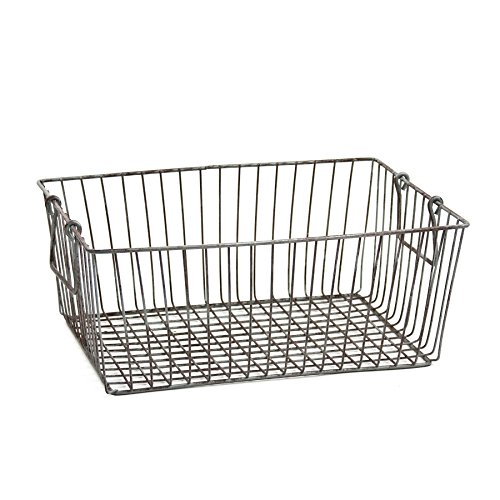 Best rectangle wire baskets for storage for 2019