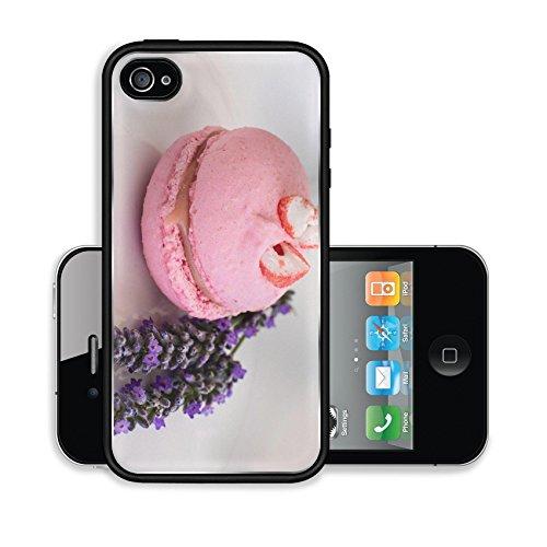 iPhone 4 4S Case Strawberry Macaron from P tissier Chocolatier J David Image 19821768225
