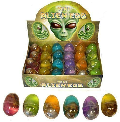 Henbrant Alien Hatching Slime / Putty Amoeba Egg Wholesale