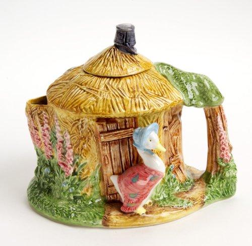 Beatrix Potter Jemima Duck Teapot