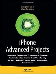 iPhone Advanced Projects (Books for Professionals by Professionals)