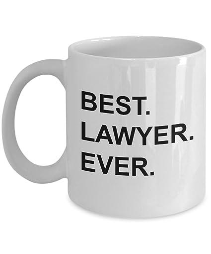Amazon Best Lawyer Mug