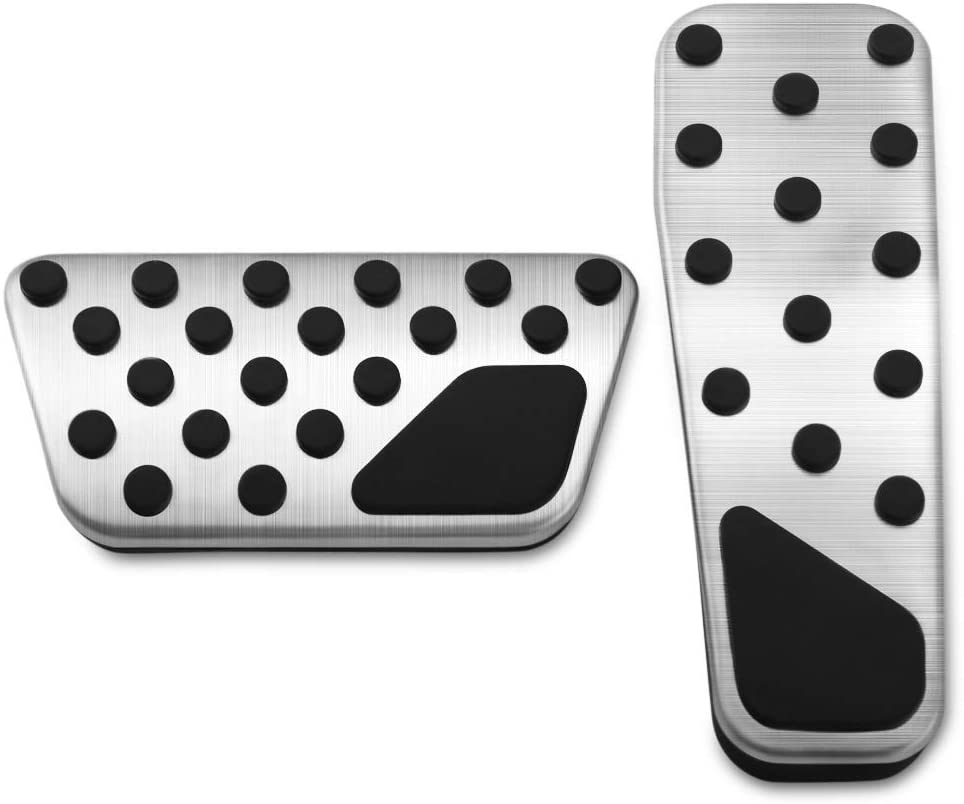 Facibom Gas Brake Pedal Cover for Charger 300 Challenger 2008-2019 Car Accessories