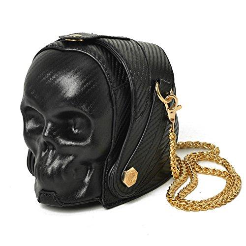 Der frauen - umhängetasche handtasche.,magnetische ladung schwarz schwarz schwarz B07552VGJ5 Rucksackhandtaschen Primäre Qualität 4c1b20