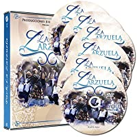 PACK LA ZARZUELA – DVD (FORMATO AHORRO)