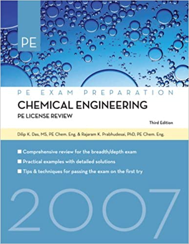 Amazon chemical engineering license review 9781427751515 chemical engineering license review 1st edition fandeluxe Images