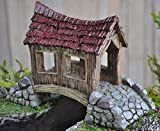 Miniature Fairy Garden Fiddlehead Fairy Village – Covered Bridge Review