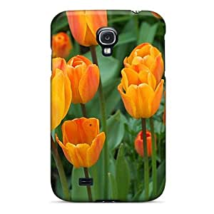 Perfect Fit ROtHCEa8864pXRal Flowers 4 Carmenmbonilla Case For Galaxy - S4